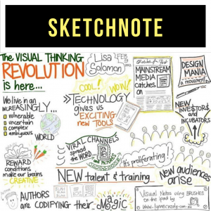 "Featured image for article ""Sketchnote"""