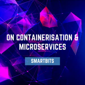 """Featured image of ' On Containerisation & Microservices"""" blog"""
