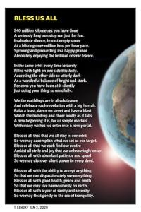 BLESS US ALL poem