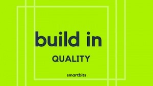 Build in Quality