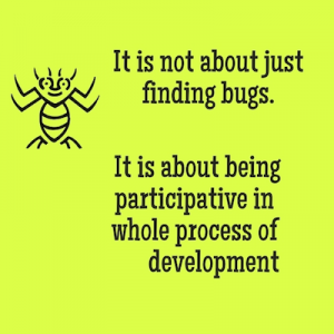 Being participative