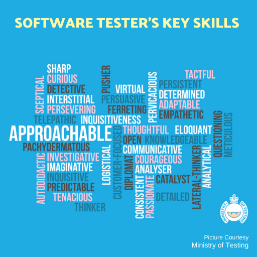 SOFTWARE TESTER'S KEY SKILLS