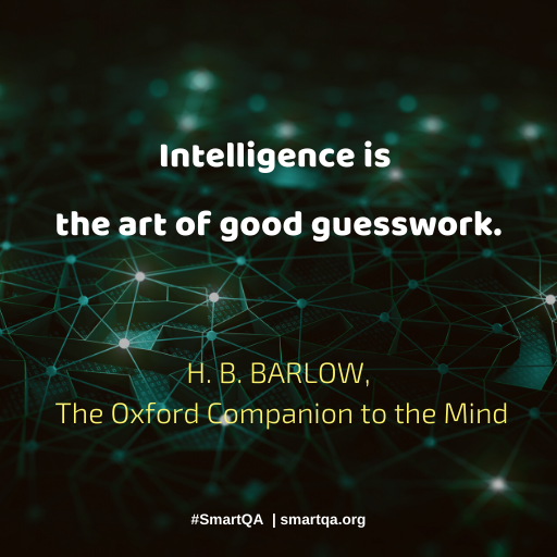 On Intelligence smart qa