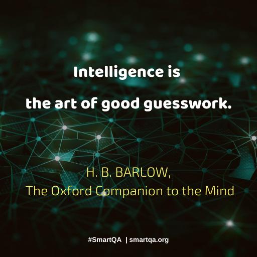 On Intelligence smart qa